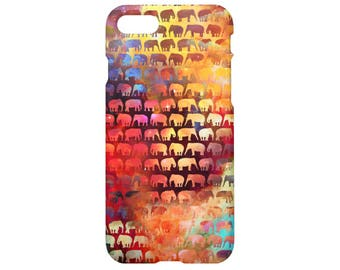 Elephant iPhone 7 case iPhone 7 plus case iPhone 6s case iPhone 6 iPhone 6s plus iPhone 6 plus iPhone 5s case iPhone SE iPhone 4s case