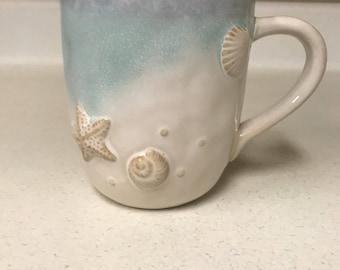 Sonoma lifestyle Seaside mug