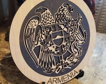 Armenian symbol Gerb