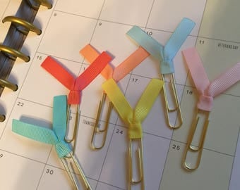 Planner Accessories, Bookmarks, Paperclips