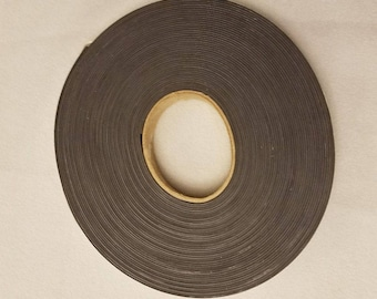 Large Adhesive MAGNET Roll Tape Individually Scord Craft Industrial