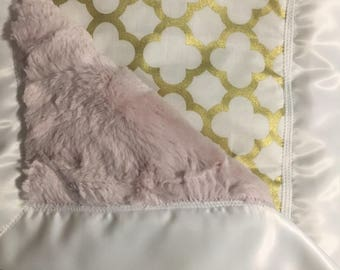 Baby Blanket or Crib Blanket