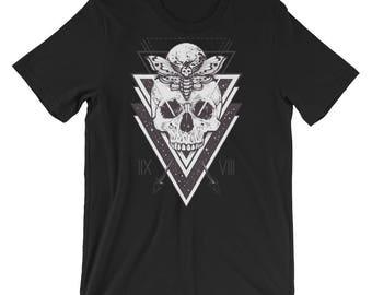 Death Moth #1 Short-Sleeve Unisex T-Shirt