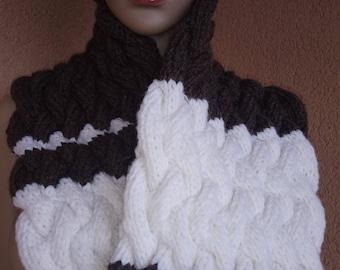Wool scarf, knitted scarf handmade scarf men, women scarf, winter, wool scarf, scarf, wool scarf