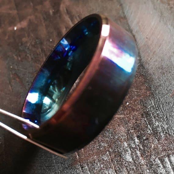 Titanium Ring Custom
