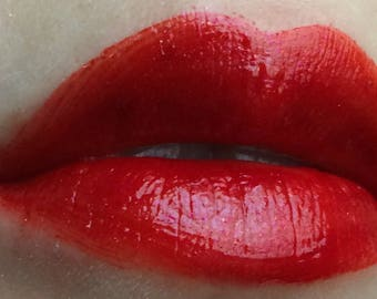 Scarlet Witch - Vegan Red Marvel Inspired Lip Gloss