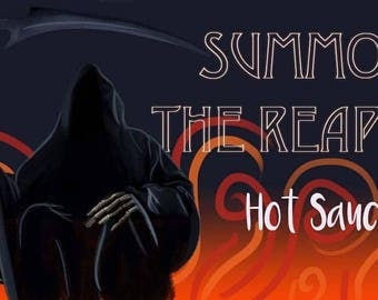 Summon The Reaper Hot Sauce