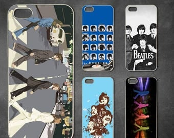 Beatles iphone 7 case, iphone 7 plus case, iphone 6/6s , iphone 6s  case, iphone 6 plus case, iphone 5/5s case, 5c case, 4/4s case