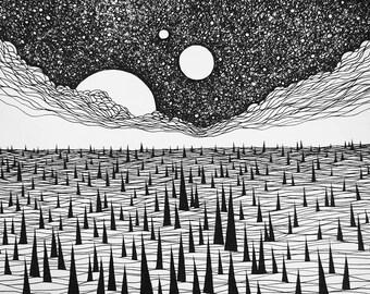 "Lucas Allen Cook ""Sea of Thorns"""
