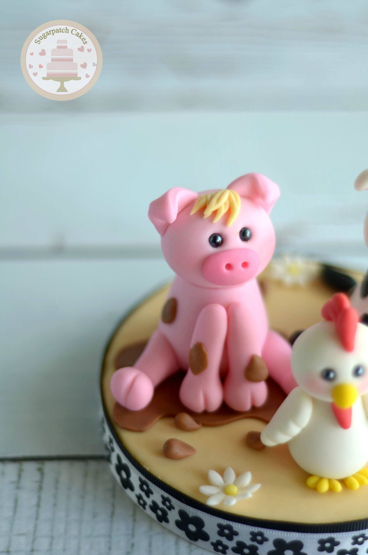 Farmyard Cake Toppers Australia