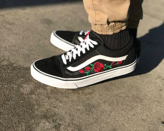 1ed5bbcfe0456 Acquista 2 OFF QUALSIASI vans old skool con rose prezzo CASE E ...
