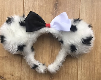 101 Dalmation inspired ears