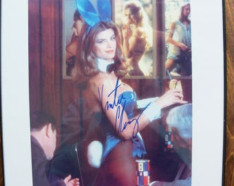 "Kirstie Alley 8""x 10"" photo, signed, framed   (#EV109)"