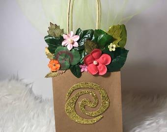 Te Fiti/ Moana Party Favor Bags