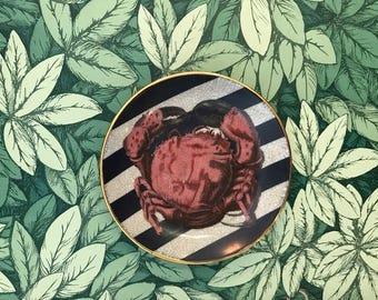 Nantucket Vintage Style Decorative Plate