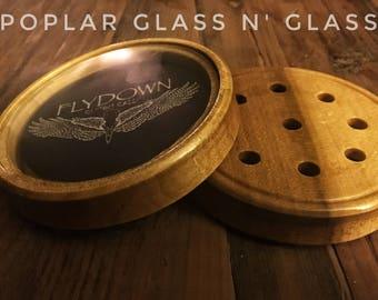 Poplar Glass n' Glass