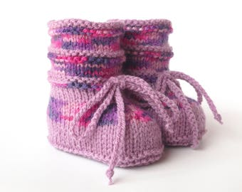 Baby Shoes baby boots knitted knitted Baby shoes
