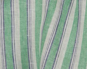 Green LINEN FABRIC | Tissu De Lin | 린넨 원단 | リネン生地 | Leinenstoff |Grønt Sengetøy | Kain Linen Hijau | Berde Linen Tela | الكتان الأخضر النسيج