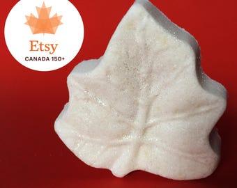 Canadian Maple Bath Bomb