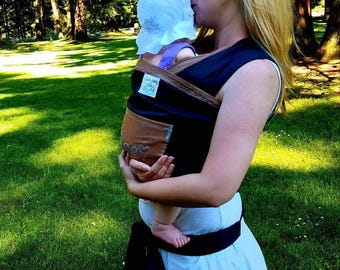 Large Customizable Baby Wrap Carrier