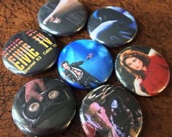 "VIDEODROME inspired 1"" Button/Badge Set!"
