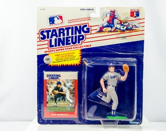 Starting Lineup 1988 Mike Marshall Action Figure Los Angeles LA Dodgers