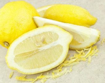 Lemon Zest 100% Soy Wax Candle