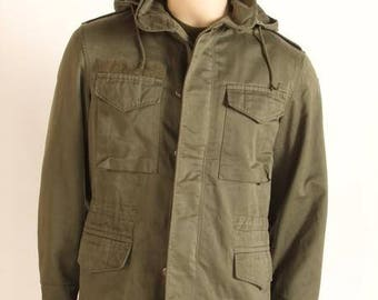 army surplus/military issue Austrian M65 jacket