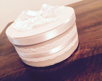 Jewelry box key