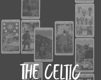 The Celtic Cross Reading *Same Day*