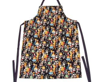 Dancing Skeletons Apron