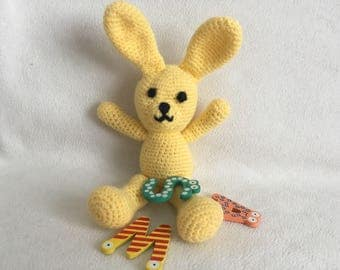 Mr Honey Bunny Amigurumi
