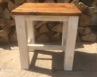 Shabby Chic/Vintage occasional table