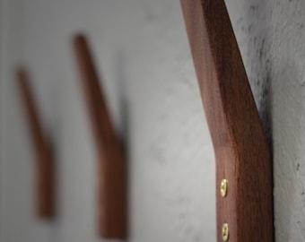 Wood Hooks [set of three]