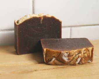 Cinnamon Cedarwood Soap