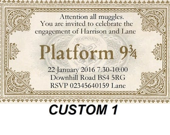 Ticket Party Invitations Printable are Great Design To Make Inspirational Invitation Ideas