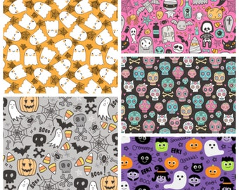 pre-order HALLOWEEN leggings, tie front headband and pocket tee sets or individual items.