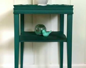 Pie Table // Accent Table // End Table // Bedside Table // Table