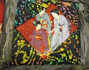 Geisha Girls At Work Placemata