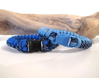 SNAKE survival Paracord Bracelet.