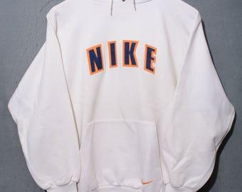 Nike fleece sweat sz l 14/16 years (a1745)