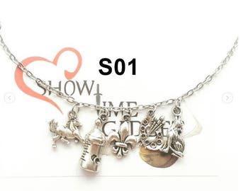 Mikealson Brothers Bracelet Bracelet - Choose Your Bracelet