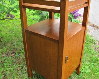 SUPERB Stickley Brothers Celloret W4971