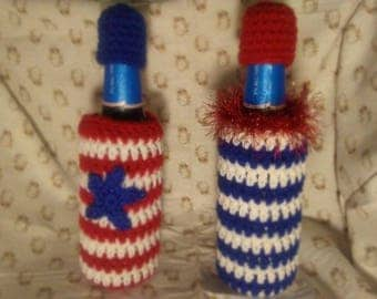 Patriotic Cozy Set of Two