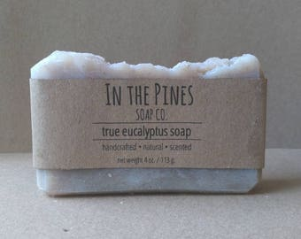 True Eucalyptus Soap