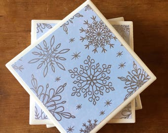 Tile Drink Coasters