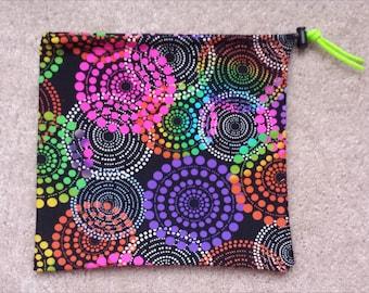 Exploding Dots Grip Bag