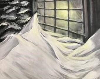 A Long Winters Night