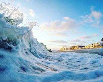 Wave Photography San Diego California