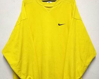 Vintage Nike Small Logo Sweater Sweatshirt